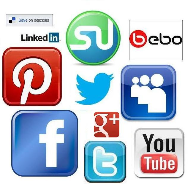 Social Media and SEO for Websites